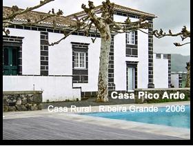 Casa Pico Arde